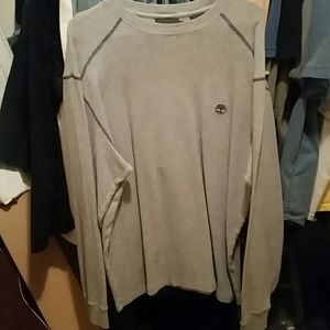 Shirt, gray long sleeve